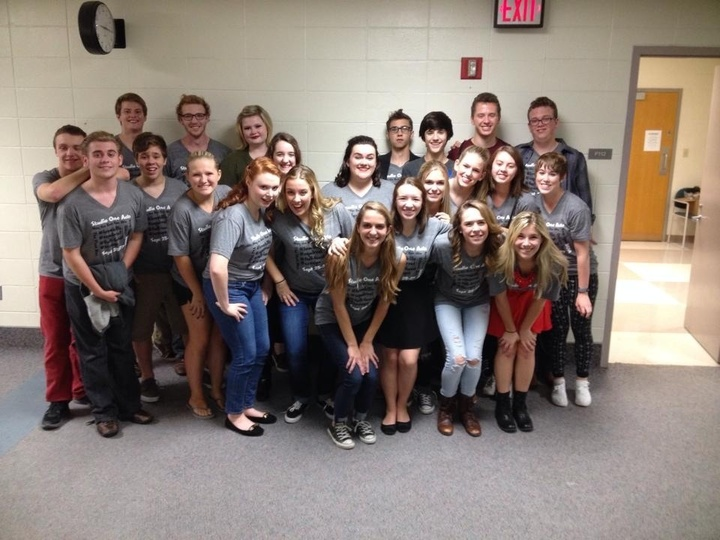 Studio One Acts Cast And Crew T-Shirt Photo