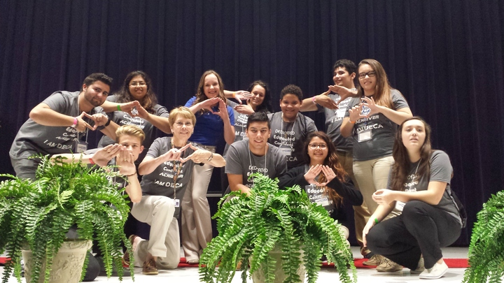 Throwin' The Deca Diamond! T-Shirt Photo