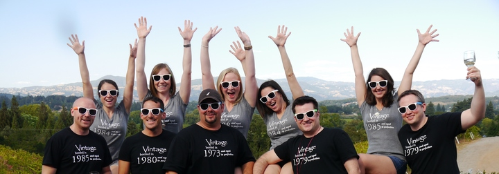 Who Loves The California Wine Country... We Do! T-Shirt Photo