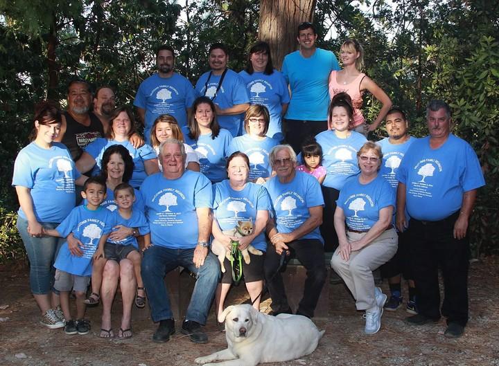 2014 Family Reunion Mc C T-Shirt Photo