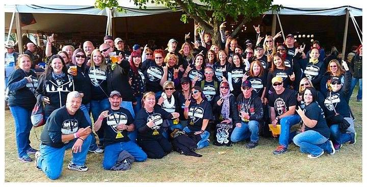 Ship Rockers At Louder Than Life Festival  T-Shirt Photo
