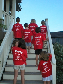 Sea Cure Kids   Obx T-Shirt Photo
