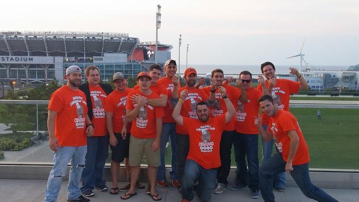 Weiland Farewell Tour (Cleveland) T-Shirt Photo