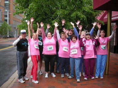 Team Sparktacular Finishes The Race T-Shirt Photo