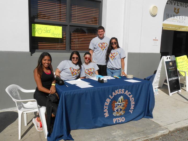 Heroes Miami Inc T-Shirt Photo