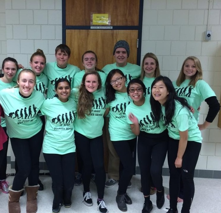 Mayo High School Clarinets T-Shirt Photo
