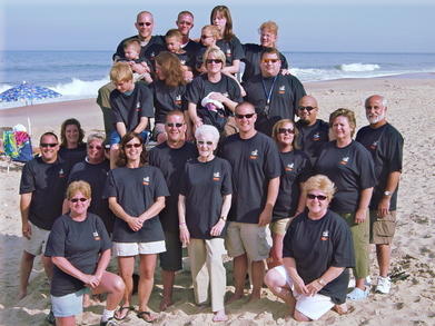 Week At The Beach T-Shirt Photo