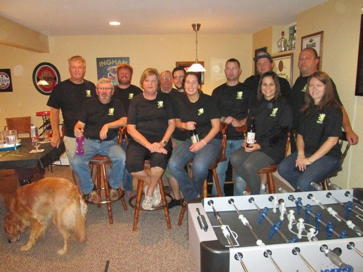 Lewiston Beer Club T-Shirt Photo