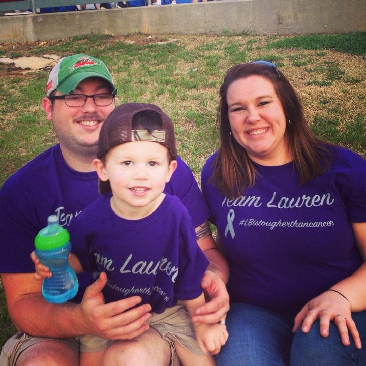 Team Lauren T-Shirt Photo