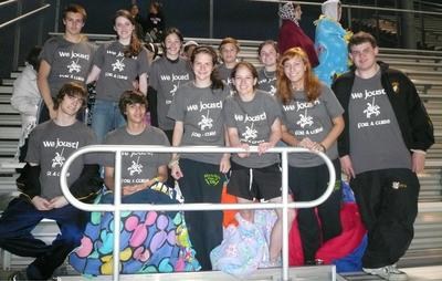 Orland All Youth Relay For Life T-Shirt Photo