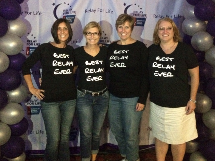 Representing The Best Relay For Life T-Shirt Photo