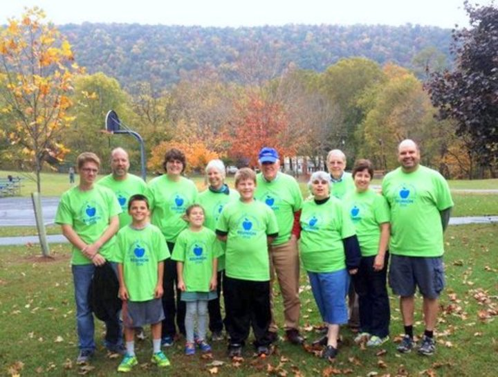 2014 Reunion In Romney, Wv. T-Shirt Photo