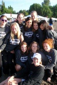 Mount Baker Crew Lightweights T-Shirt Photo