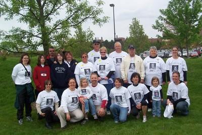 Marissa's Team T-Shirt Photo