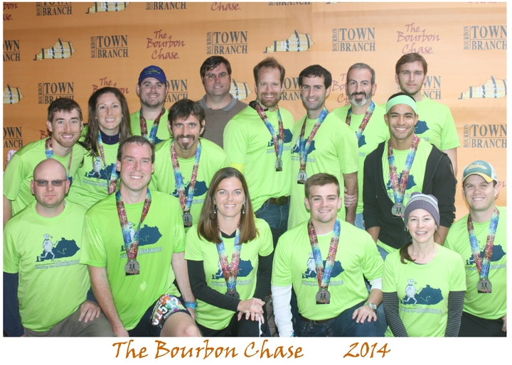 Bourbon Chase 2014 T-Shirt Photo