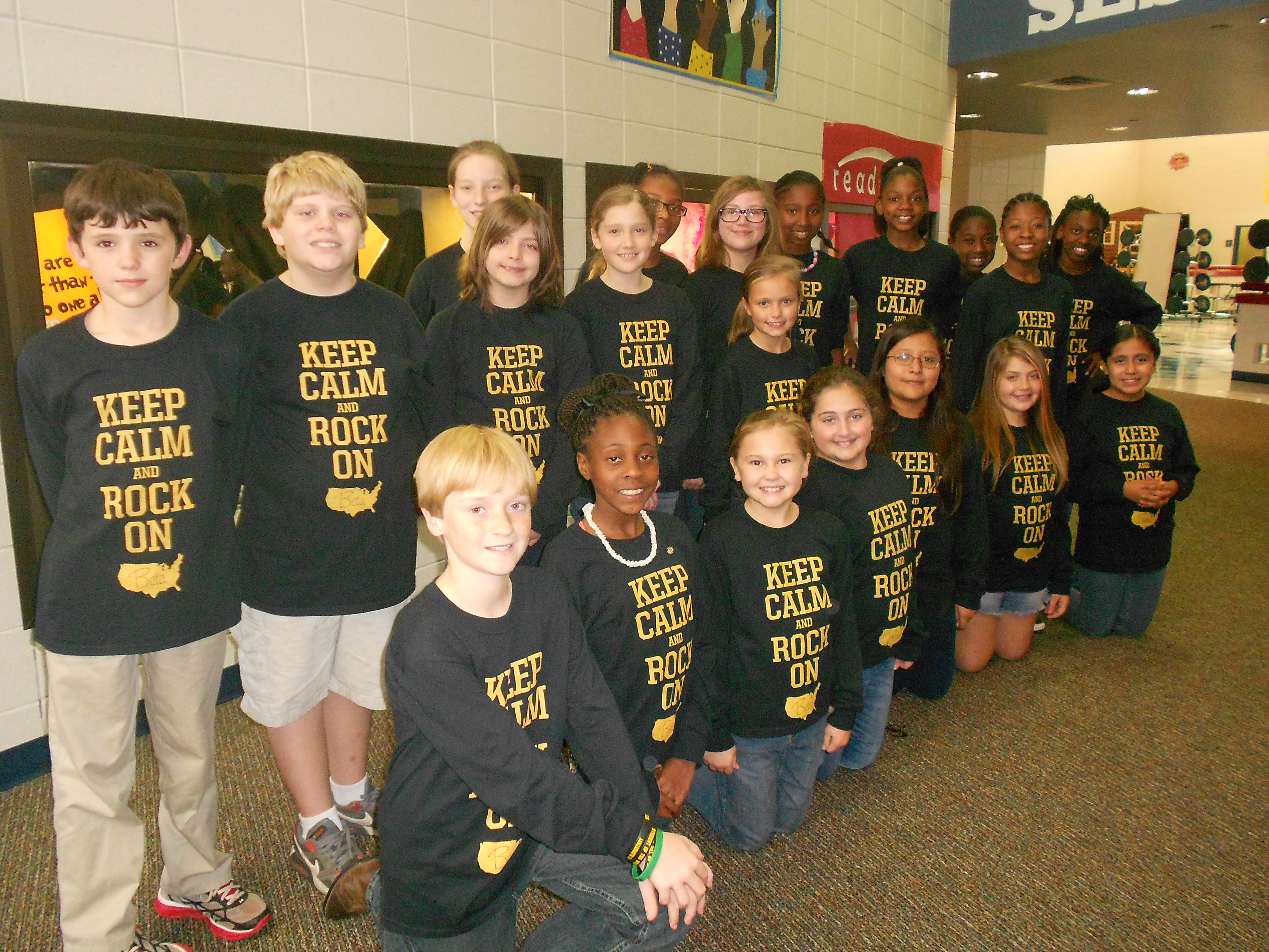 Design your own t-shirt keep calm