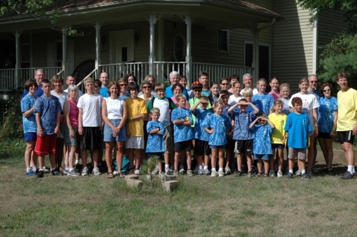 Clabraw 15 Family Biking Vacation T-Shirt Photo