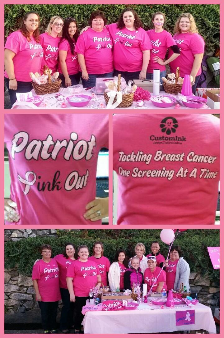 Patriot Pink Out T-Shirt Photo