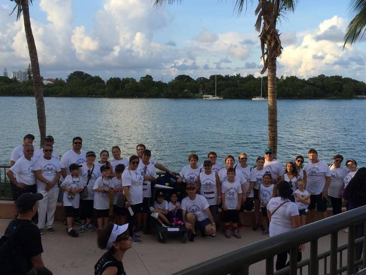 Team Lupus Sisters At Jungle Island T-Shirt Photo