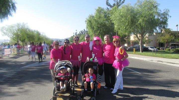Beeline Boo Bees Race For The Cure 2014 T-Shirt Photo