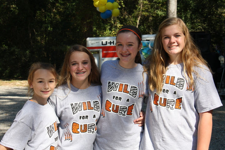 Walk To Cure Diabetes 2014 T-Shirt Photo