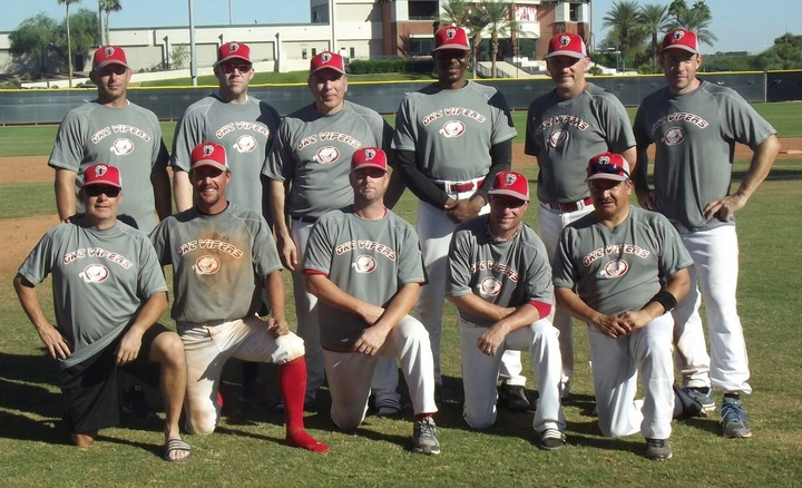 Oklahoma City Vipers In Msbl World Series T-Shirt Photo