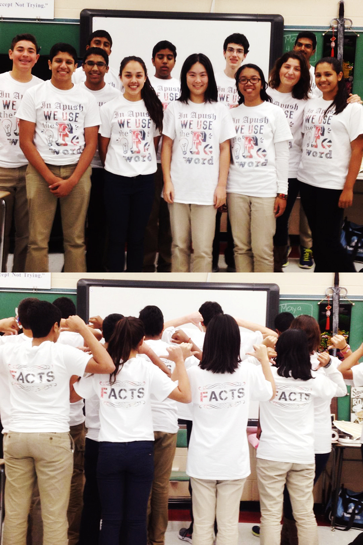 Apush Spirit T-Shirt Photo