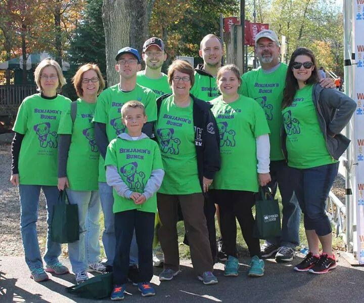 2014 Walk Now For Autism Speaks: Greater Boston T-Shirt Photo