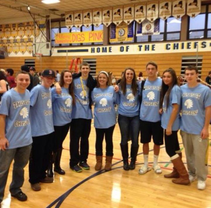 Mhs Class Of 2015 Seniors T-Shirt Photo