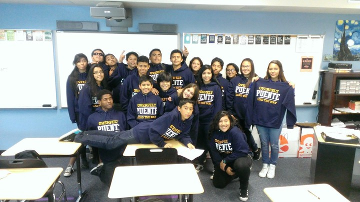 Puente Freshmen From Period 4 T-Shirt Photo