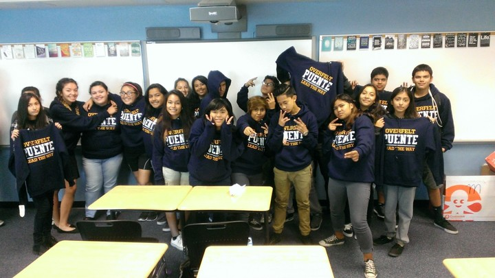 Puente Freshmen From Period 6 T-Shirt Photo