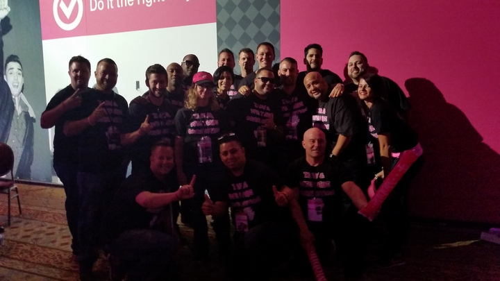 Team Love! T-Shirt Photo