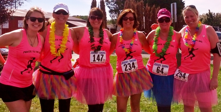 Tutu Run For Rescue Ridge T-Shirt Photo