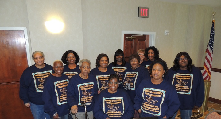 Sisters At The Ocean Women's Weekend '14 T-Shirt Photo