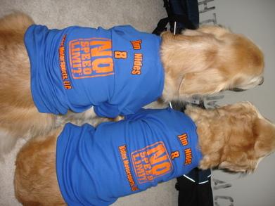Race Fans T-Shirt Photo