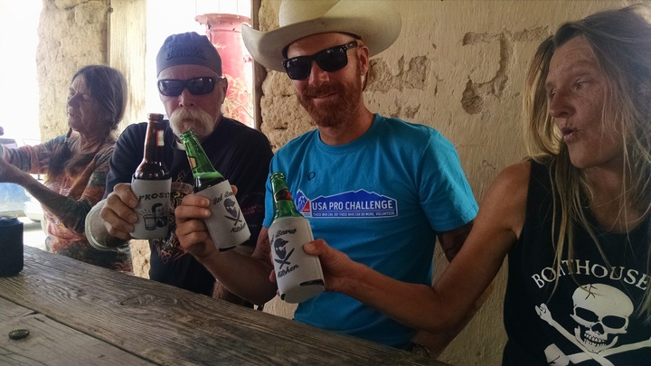 Red Beard's Kitchen Terlingua Buds T-Shirt Photo