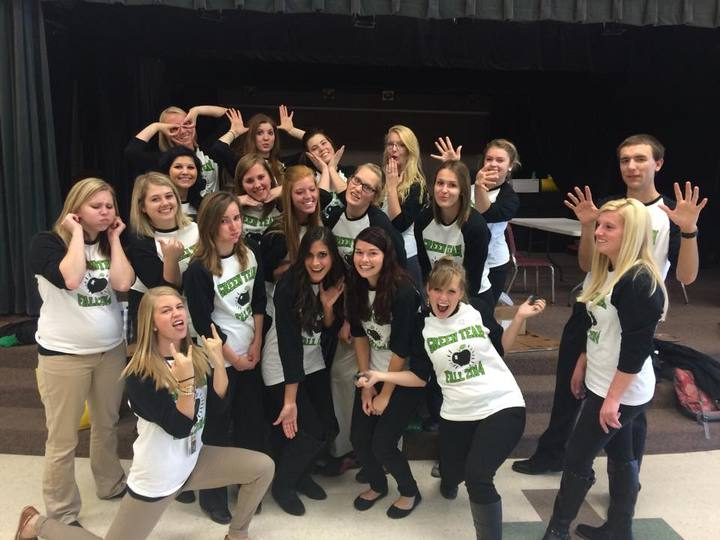 Green Team Teachers! T-Shirt Photo