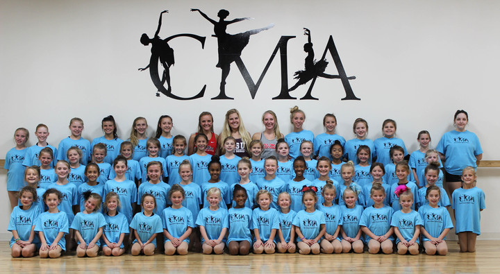 Cma Spirit Dance Clinic 2014 T-Shirt Photo