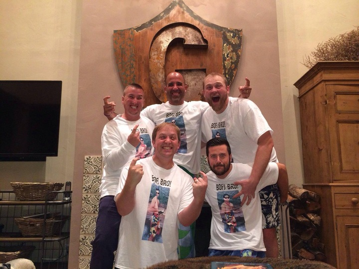 Bofj Brothers T-Shirt Photo