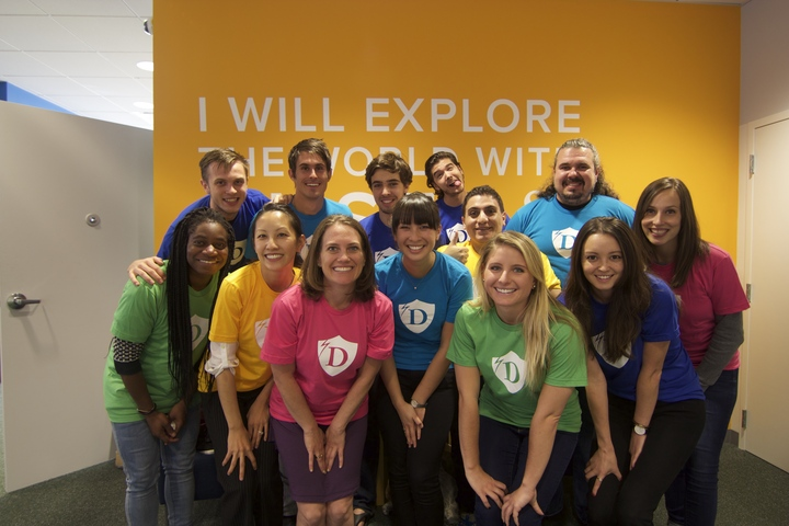 Draper University T-Shirt Photo