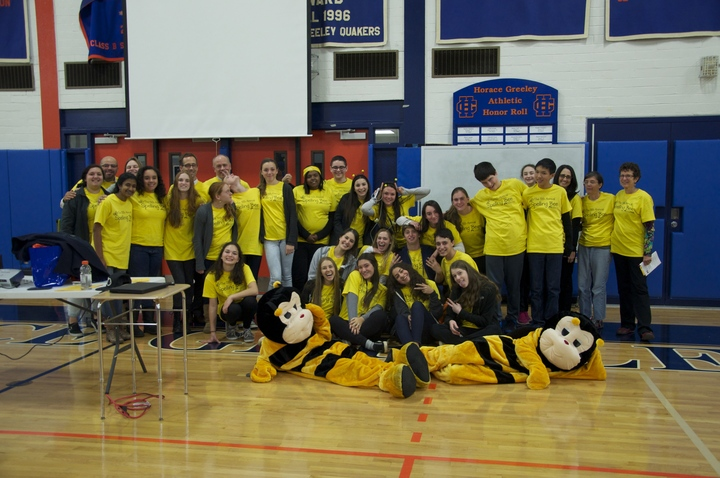 The 5th Annual Chappaqua Spelling Bee T-Shirt Photo