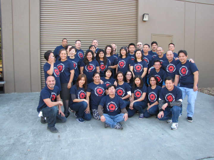 Calibra Team T-Shirt Photo