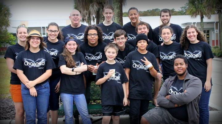 Changed   2 Corinthians 5:17 T-Shirt Photo