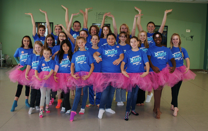 Group Tutu T-Shirt Photo