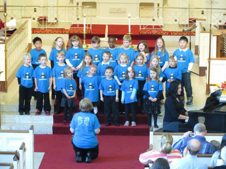 Cherub Choir! T-Shirt Photo