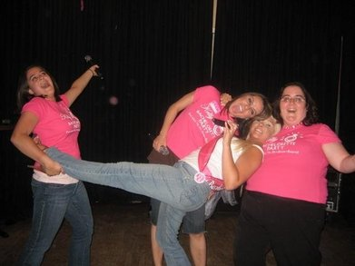 Kelly's Bachelorette Party T-Shirt Photo