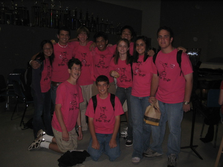 Troy High Trombones 2005 2006 T-Shirt Photo
