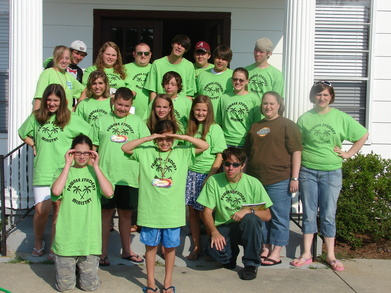 Mission Trip2008 T-Shirt Photo