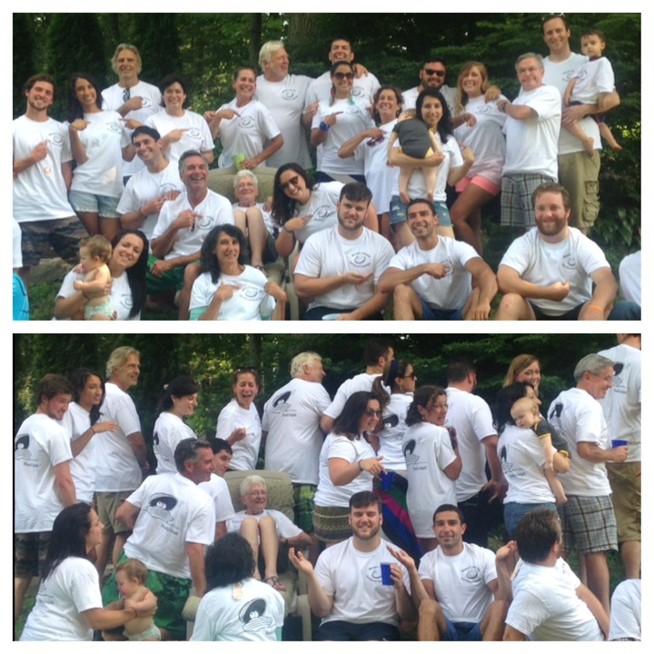 Annual Clambake! T-Shirt Photo