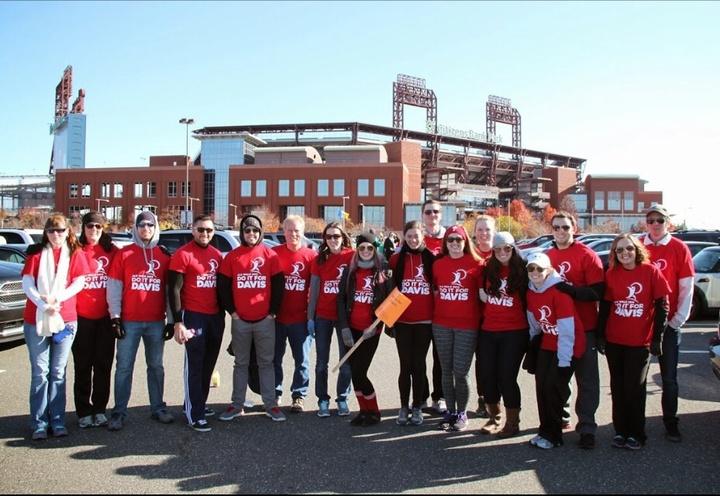 Walk To Defeat Als  Team Do It For Davis T-Shirt Photo
